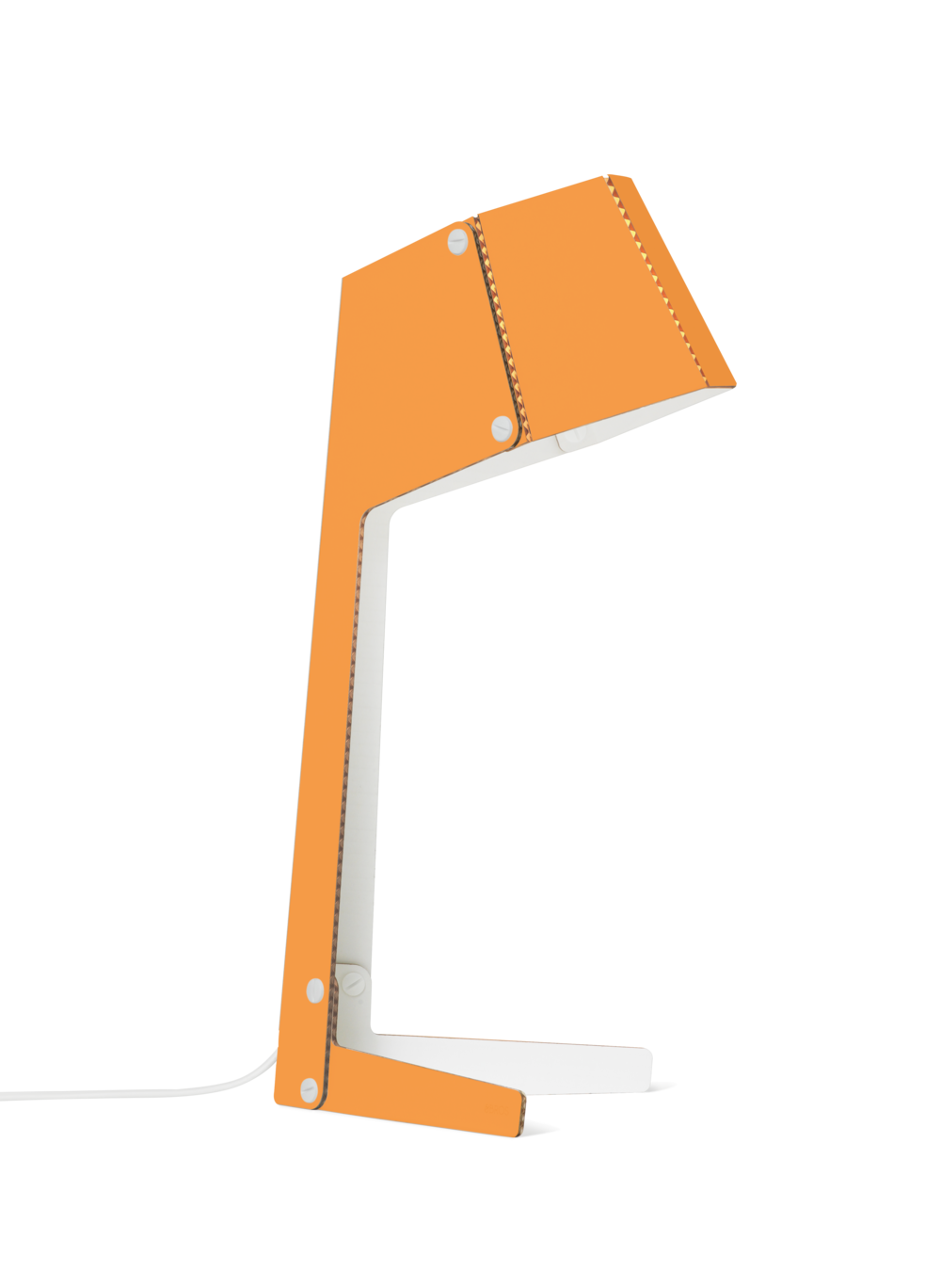 ANDBROS Cardboard Light Model No. 3 / Orange