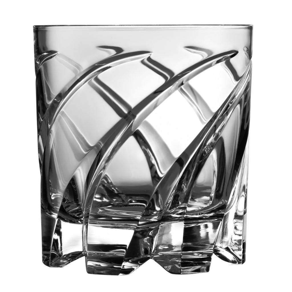 "Shtox ""016"" Tumbler Crystal with Rotating Pattern by Shtox"
