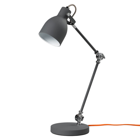 Wild Wood Task Lamp Concrete Grey