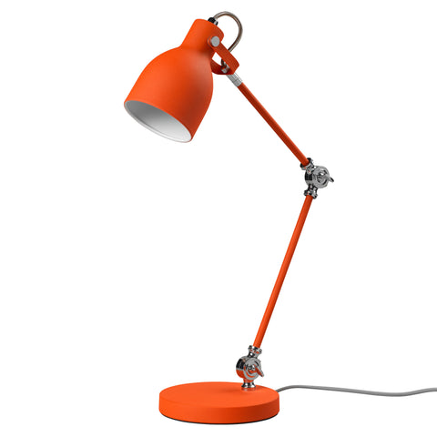 Wild Wood Task Lamp Goldfish Orange