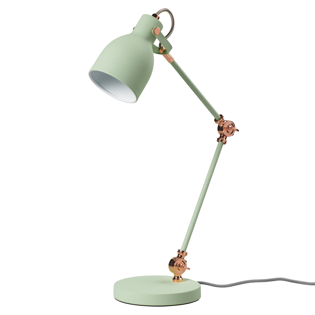Wild Wood Task Lamp Swedish Green