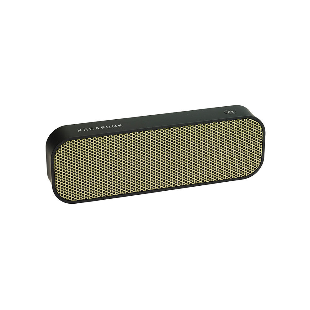 aGroove Bluetooth Speaker - Black