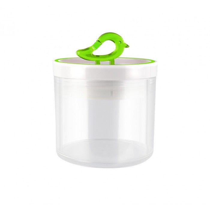 Vialli Design Storage Jar 400ml Livio, Green