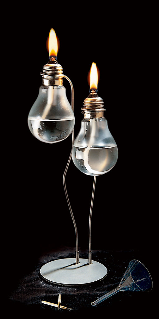 The lampADA oil lamp by Opossum Design
