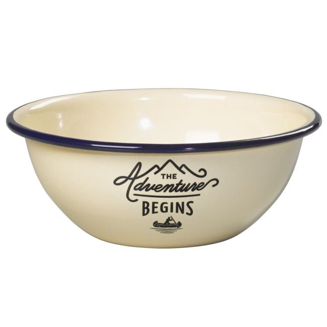Gentlemen's Hardware Enamel Bowl Cream