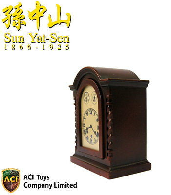 A300 ACI 1/6 Sun Yat Sen Accessories Clock Brand New In Hand From USA