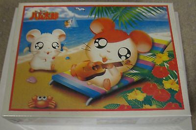 G042 Hamtaro Anime puzzle 300 pieces brand new sealed!