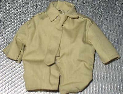 C034 GI JOE Hasbro reissued Army Dress Uniform Shirt & Tie New.