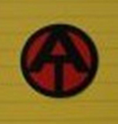 E007 GI Joe Adventure Team AT Emblem Decal for Vehicles Nice!