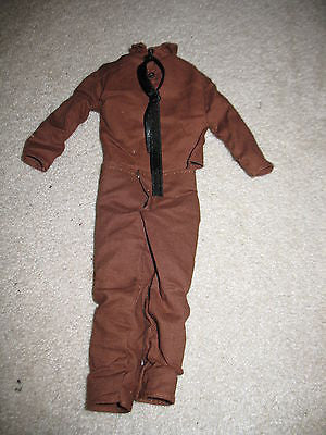C057 GI JOE Hasbro Reissued Secret Agent Uniform with Tie New.