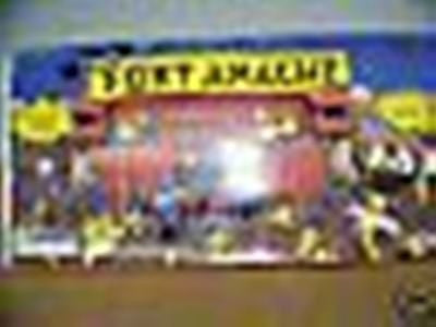 J002 HAS Marketing Marx Indians MPC Cavalry Fort Apache Play Set Brand New Old Stock