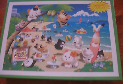 G051 Tama & Friends Anime puzzle 300 pieces brand new sealed!