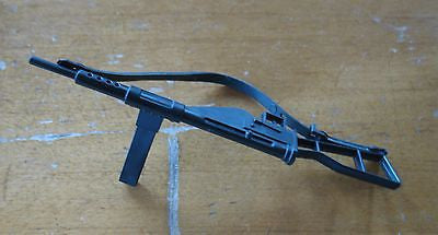 W127 GI JOE Hobbycrash Hobby Crash Gyperman Reissued Sten Machine Gun w/clip New!