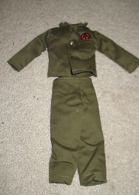 C080 GI JOE Hasbro Adventure Team Man of Action Uniform New.