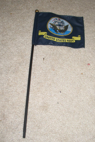 A186 GI JOE Hasbro Reissued Navy Truck top Flag New!