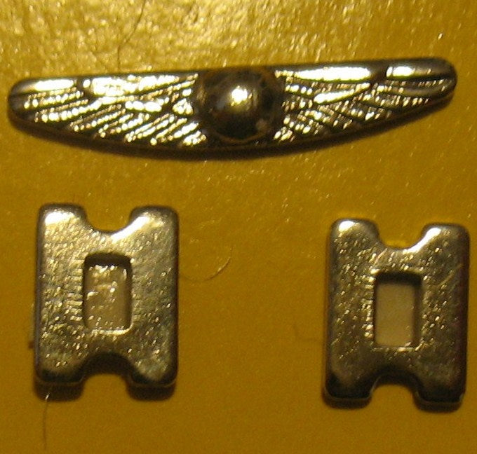 A026 3SB Air Force Special Forces Captains bars and wings set