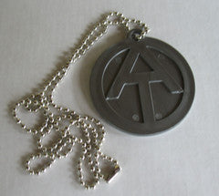 A383 3rd SON Books GI JOE Adventure Team Life Sized Dog Tag Reproduction
