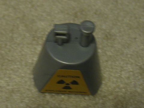 A049 Hasbro Reissued Meijers Radioactive Satalite or Hidden Missile brand new unused!