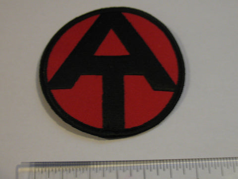 A069  3rd SON Books Adventure Team Life Sized Patch 3 inch new!