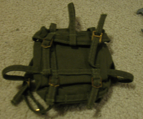 A074 Green Military Army Back Pack