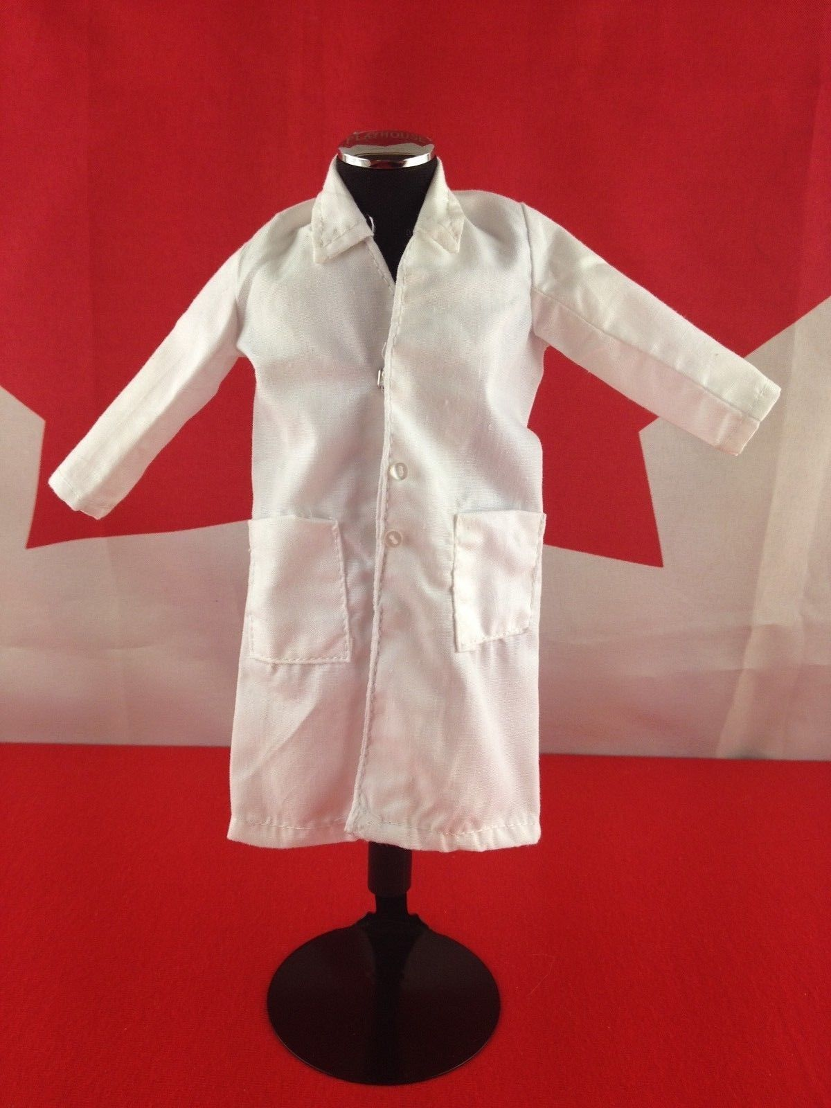 C136 3rd SON Books custom professionally made White Laboratory Coat
