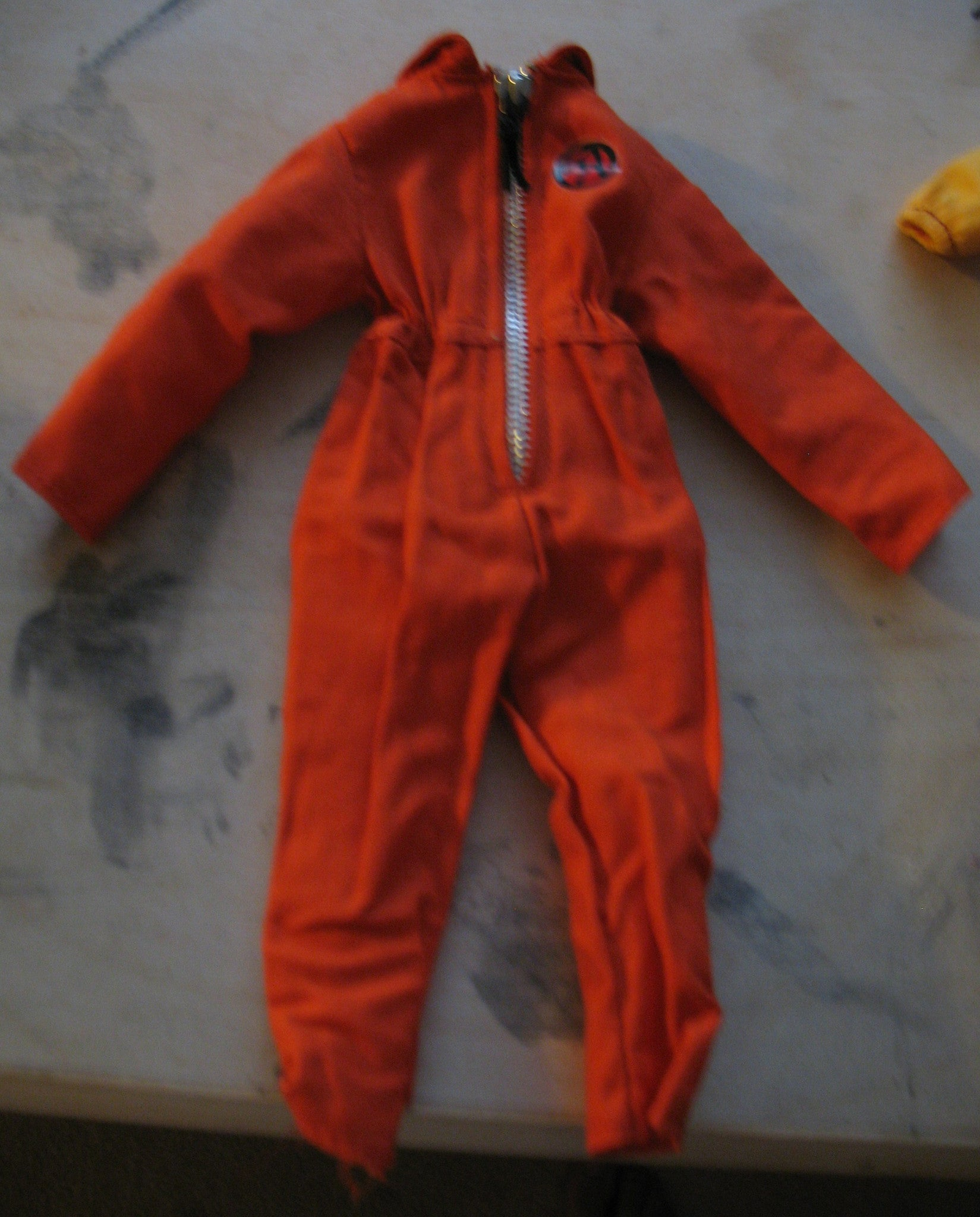 C030 Hasbro GI JOE AT Orange Jump Suit Brand New Unused!