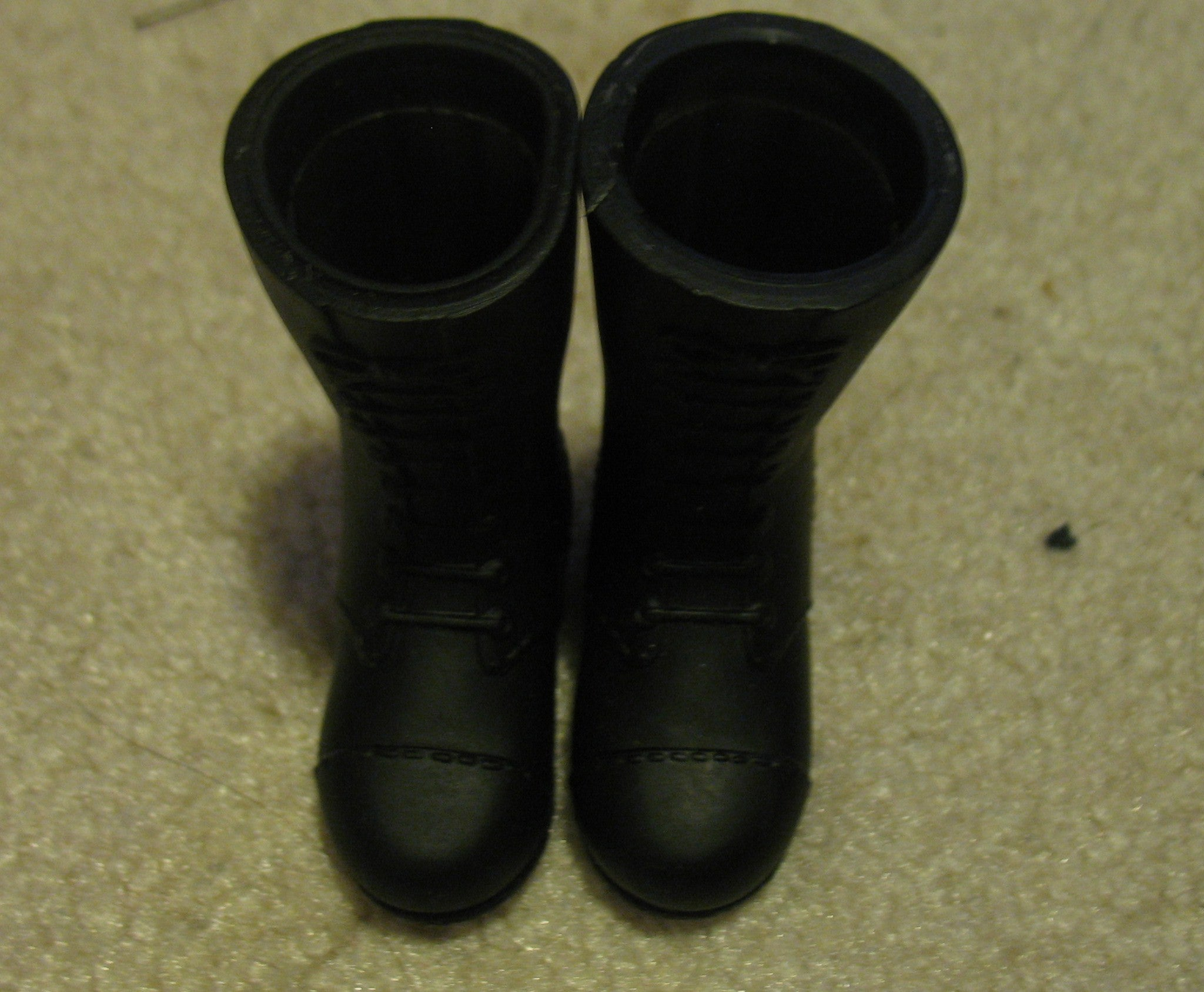 F014GI JOE Hasbro 30th Annivesary Rubber Boots various colors available, brand new unused!