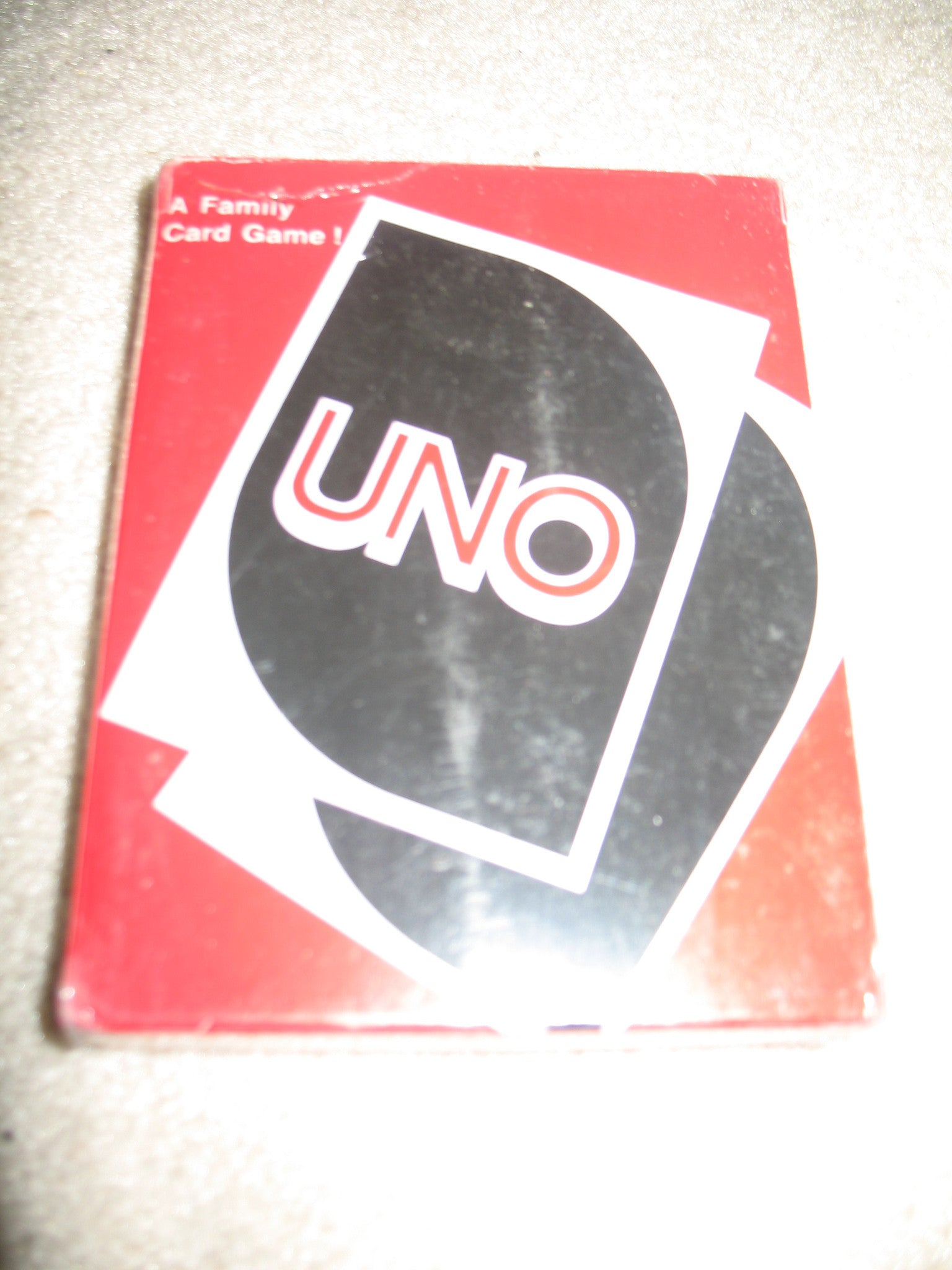 G001 Brand New Deck of Uno Cards