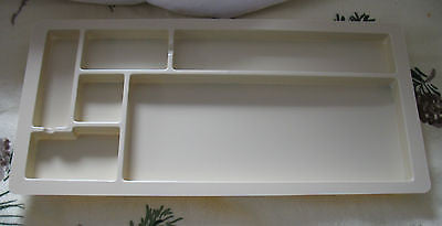 A135 3SB GI Joe Repro Astro Aqua Footlocker Tray New!