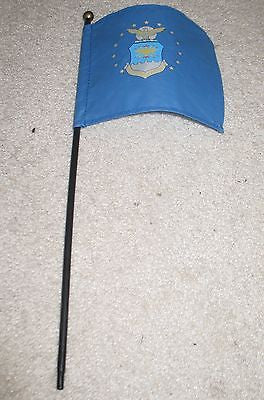 A128 GI JOE Hasbro Reissued Air Force Truck top Flag New!