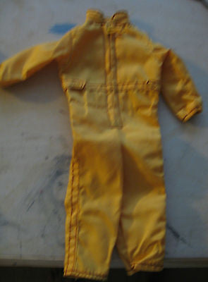 C017 GI Joe HASBRO Reissued 30th Action Pilot Yellow Jump Suit New!