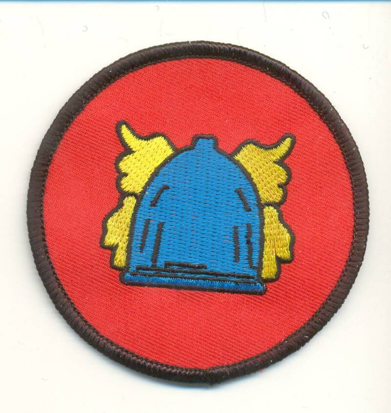 A110 3SB Intruder Life Sized Patch New.