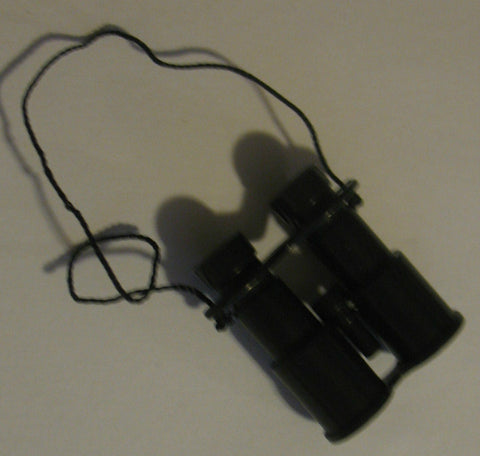 A016 GI Joe HASBRO black binoculars brand new unused!