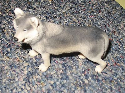"A277 Professionally made Grey Wolf, great scale for GI JOE & 12"" dolls."