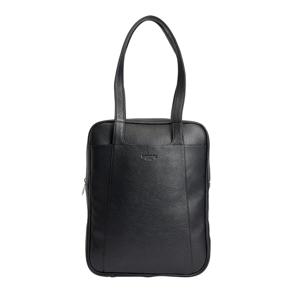 Arsante® Iconica Leather Rich Black