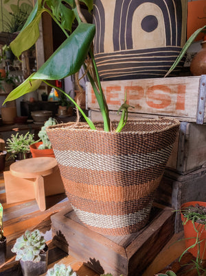 Load image into Gallery viewer, Sisal Basket Kenya