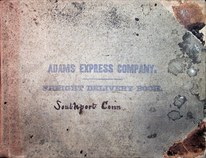 Adams Express Company 1885-1886