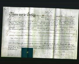 Deed by Married Women - Mary Ann Isabella Hanna Dowey-Original Ancestry