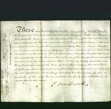 Deed by Married Women - Rose Sanderson-Original Ancestry