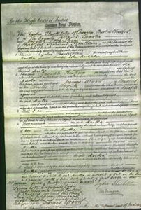 Court of Common Pleas - Martha Shackleton-Original Ancestry