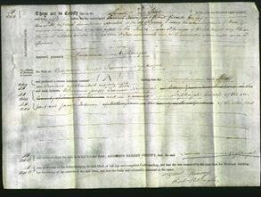 Deed by Married Women - Susanna Nightingale-Original Ancestry