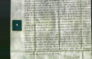 Deed by Married Women - Ann Kitchen-Original Ancestry