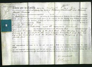 Deed by Married Women - Kate Broadbent-Original Ancestry