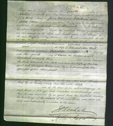 Deed by Married Women - Ann Ball-Original Ancestry