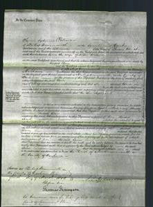 Court of Common Pleas - Ann Watson-Original Ancestry