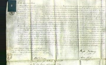 Court of Common Pleas - Elizabeth Pye-Original Ancestry