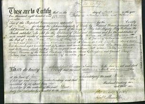 Deed by Married Women - Williamina Sarah Whyman-Original Ancestry
