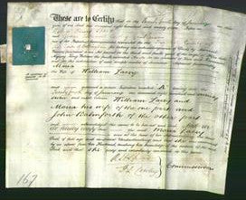 Deed by Married Women - Maria Lacey-Original Ancestry