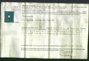 Deed by Married Women - Hannah Everett-Original Ancestry