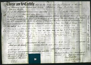 Deed by Married Women - Ann Wilson-Original Ancestry
